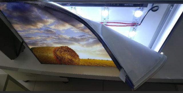 Tekstil Çerçeve Baskı
